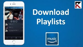 How To Download Playlists Amazon Music