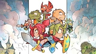 Wonder Boy: The Dragon's Trap - Dos horas de gameplay en Switch