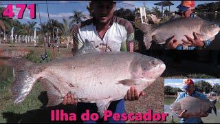 Os gigantes do Ilha do Pescador - Fishingtur na TV 471