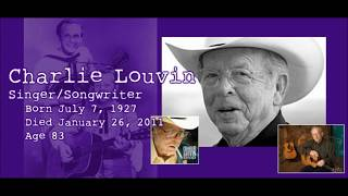 Charlie Louvin & Tammy Wynette  - If I Could Hear My Mother Pray Again 1991