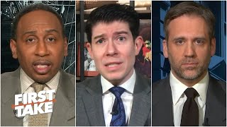 First Take discusses the Baseball Hall of Fame's morals clause