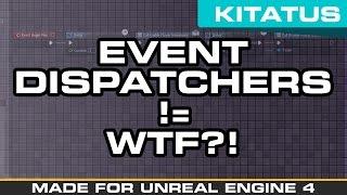 Ptv unreal engine 4 blueprints tutorial 8 functions and custom unreal engine 4 blueprints event dispatchers malvernweather Gallery