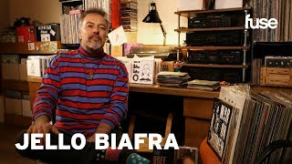 Jello Biafra (Part 1)   Crate Diggers   Fuse
