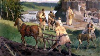 1. Славяне и их соседи накануне образования древнерусского государства