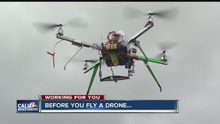 What to know before you fly a drone