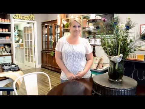 DIY Furniture Painting – How to Chalk Paint A Table from Start to Finish