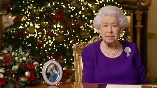 video: Queen stresses that life must 'go on' as she uses Christmas broadcast to praise scientists
