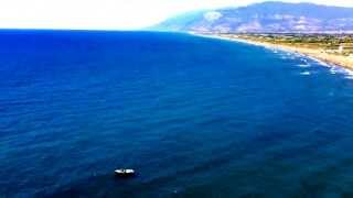 preview picture of video 'Turkey  to Antakya city beach'
