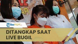 Ditangkap Saat Live Bugil, Selebgram RR Mengaku Raup Rp50 Juta per Bulan