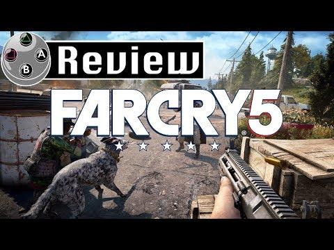 Far Cry 5 Review video thumbnail