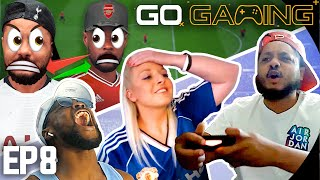 BUILDING TROOPZ ON FIFA! FT SOPHIE RICHO | GO GAMING | Episode 8