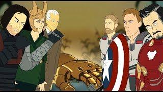 Как должны будут начаться Мстители 4