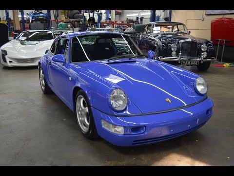 1992 Porsche 911 Carrera (CC-1360944) for sale in Huntington Station, New York