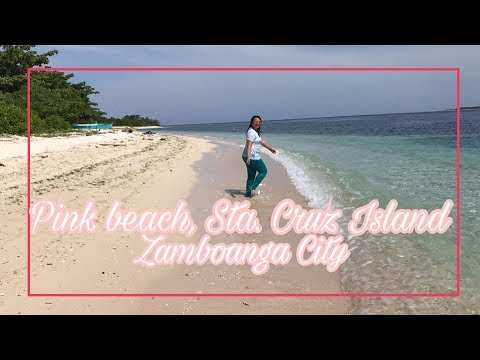 pink-beach-sta-cruz-island-zamboanga-city