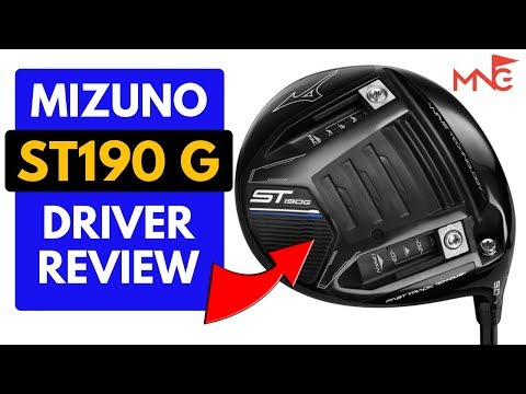 Mizuno ST190G Driver Review – The Best Driver Of 2019??