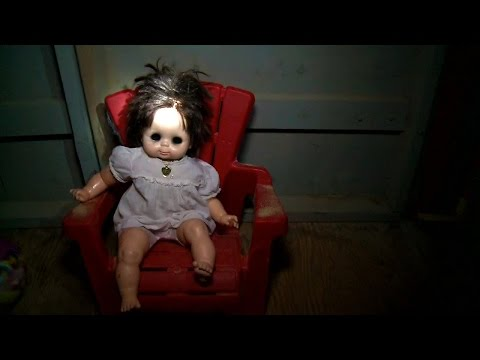 Heidi - Official Trailer #1 Found Footage Doll Movie