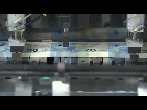 Άνοδος του ΑΕΠ της ευρωζώνης κατά 0,4% το β' τριμήνο