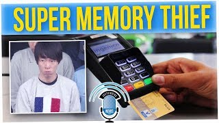 Man Memorized 1300 People's Credit Card Info to Buy Things (ft. DoBoy)
