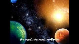 How Great Thou Art w/ lyrics - Anne Murray