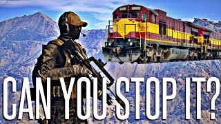 CAN YOU STOP THE GHOST RECON TRAIN? - Wildlands Funny Moments