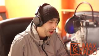Parrot drops a live freestyle on Climax Radio