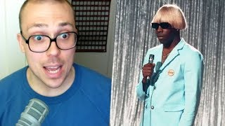 "Tyler, The Creator   ""Earfquake"" TRACK REVIEW"
