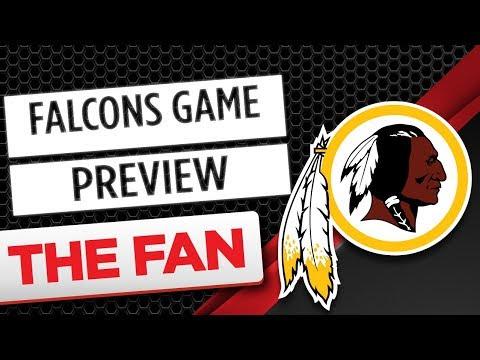 Redskins vs. Falcons Preview