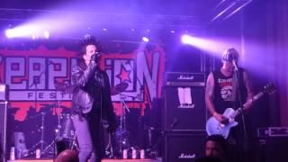"Total Chaos -  Unite to Fight ""Live@Rebellion Festivals"""