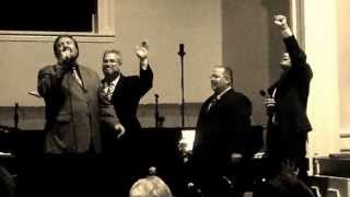 The Heritage Quartet sings The Old Rugged Cross