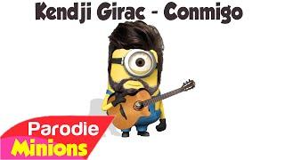 """(Parodie Minions) """"Oh le con!"""" (de Kendji Girac - Conmigo)"""
