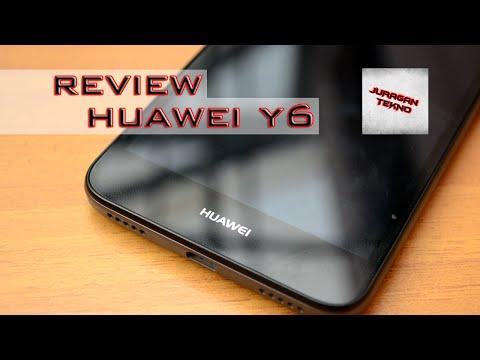Review Huawei Y6 Indonesia (Juragan Tekno)
