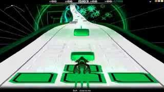 BoA: Close to Me (Audiosurf)