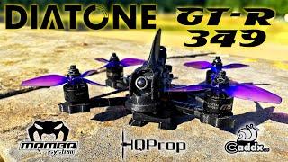 Diatone GT-R349 - Last pack on sunday (DVR)
