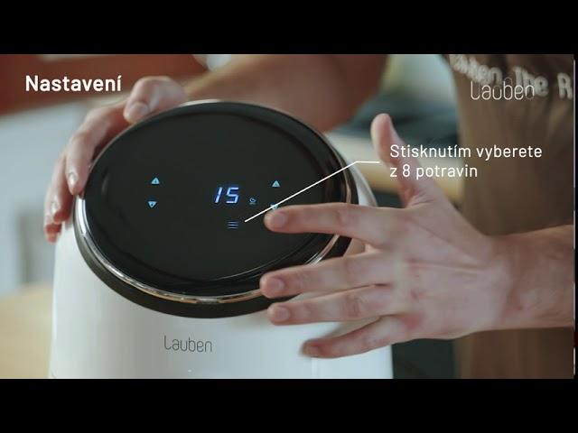 Video tutoriál: Jak používat Lauben Hot Air Fryer 2500WT