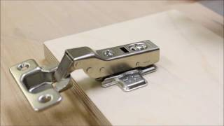 Lockdowel Hinge Demo