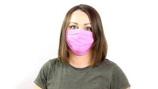 Шъём медицинскую маску