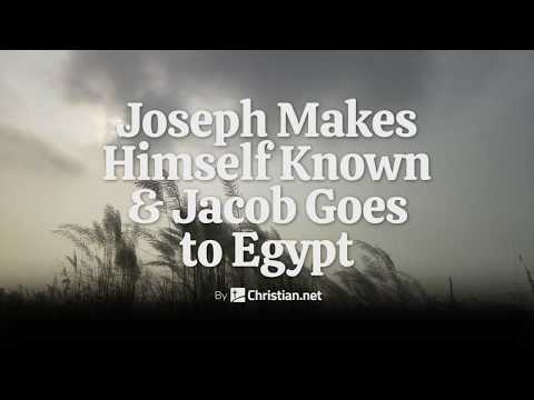 Genesis 45- 47:12: Joseph Makes Himself Known| Bible Story (2020)