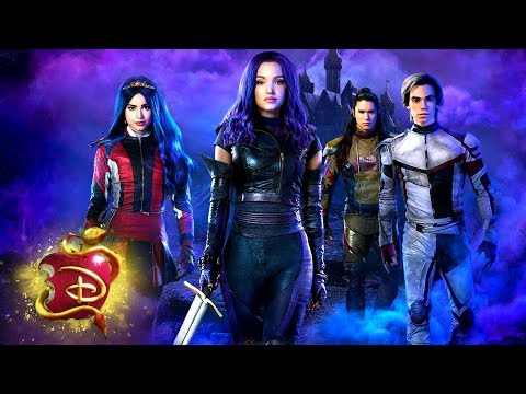 Disney S Descendants 3 Release Date Cast Trailer And Plot