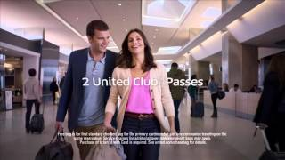 Voice Over - Mike Brang - United Mileage Plus Explorer Card - Chase Bank