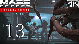 Mass Effect Legendary Edition  Walkthrough Gameplay and Mods pt13  Hot Labs 4K 60FPS HDR Insanity