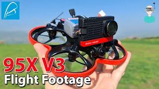 BetaFPV 95x V3 SMO 4K Flight Footage
