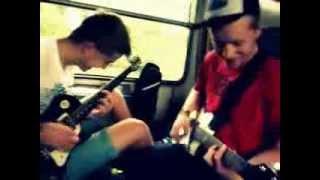 Video Highstreet Hooligans-Natáčení singlu(srpen2013)