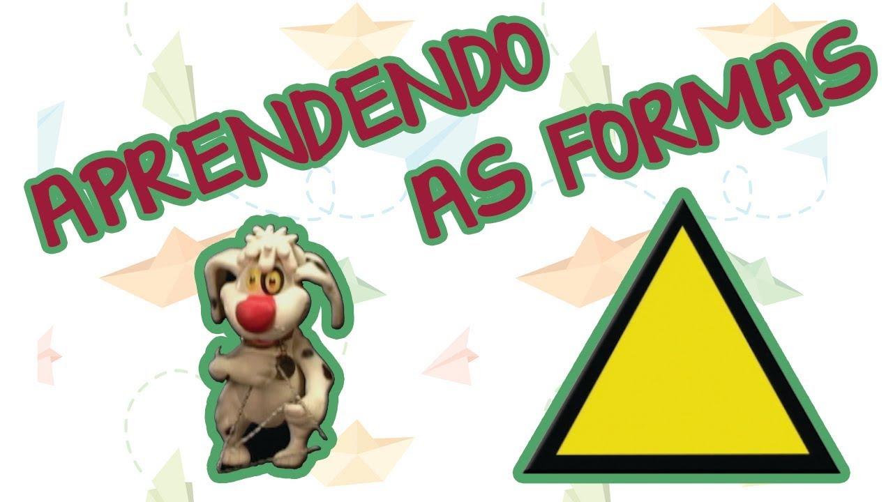 APRENDENDO AS FORMAS | BEBÊ MAIS FORMAS
