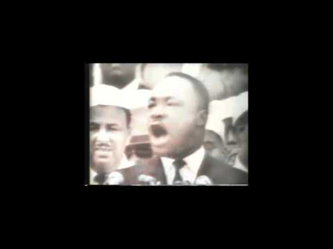 Martin Luther King Jr - I Have A Dream Speech (Higher Power)