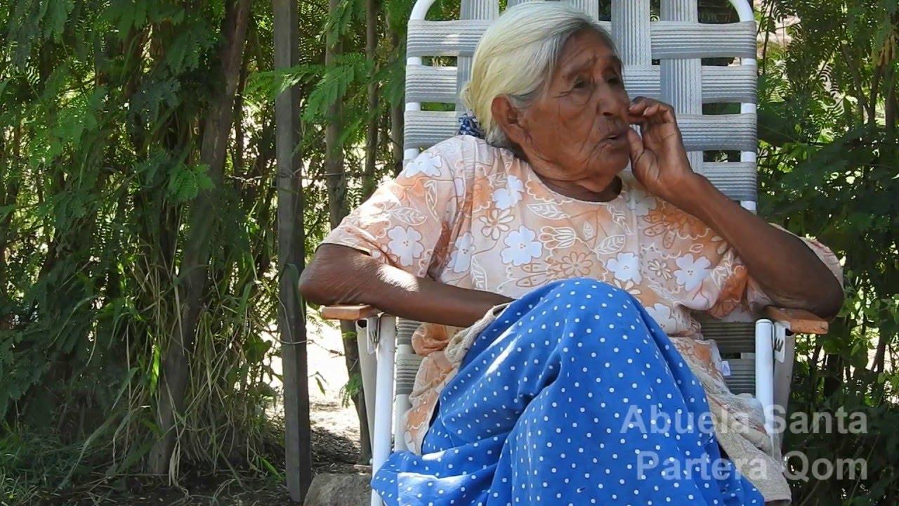 video 1 -Pueblos originarios - Abuela Santa, Partera Qom