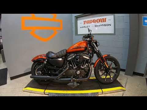 2020 Harley-Davidson Iron 883 XL883N