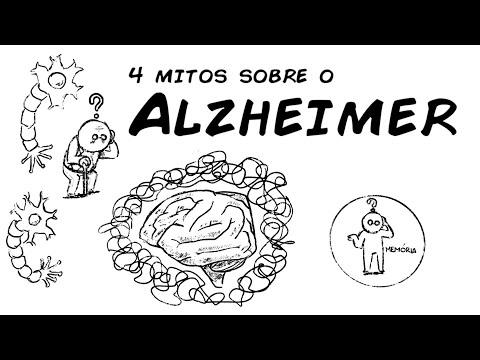 4 MITOS SOBRE O ALZHEIMER