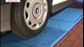 Autoservis Garant kontrola sbíhavosti, klimatizace, http://www.autoservis-garant.cz/