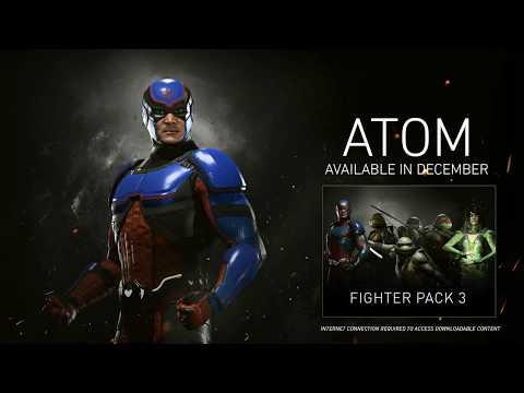 Injustice 2 – Atom!