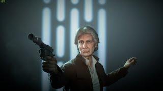 Old Han Solo BattleFront 2 mod